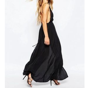 Jen's Pirate Booty Dresses - Jen's Pirate Booty Evening Star Silk Maxi S